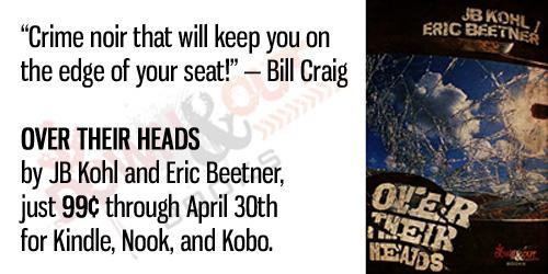 Down & Out Books April Promotion